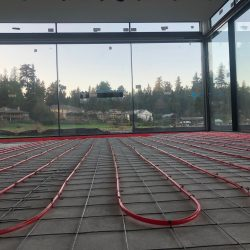 Heating Lines