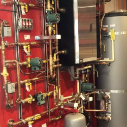 Water Heater And Pipes